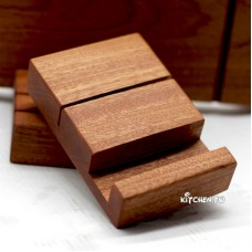 烏檀木刀架砧板架