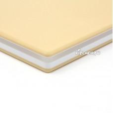[Hasegawa] 長谷川木芯軟橡膠9:6米色砧板(四層款)